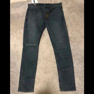 Rag & Bone Fit 1 Filmore Denim Jeans 33